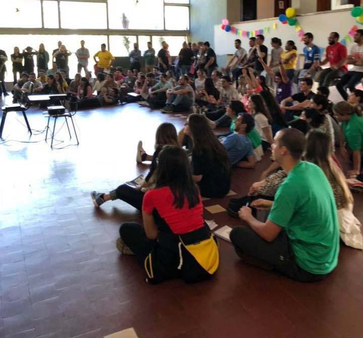 Workshop Lidera Tu Cambio, en la Escuela de Liderazgo del Norte Argentino 2018 de la Fundación Elna, participando con el Workshop Lidera Tu Cambio