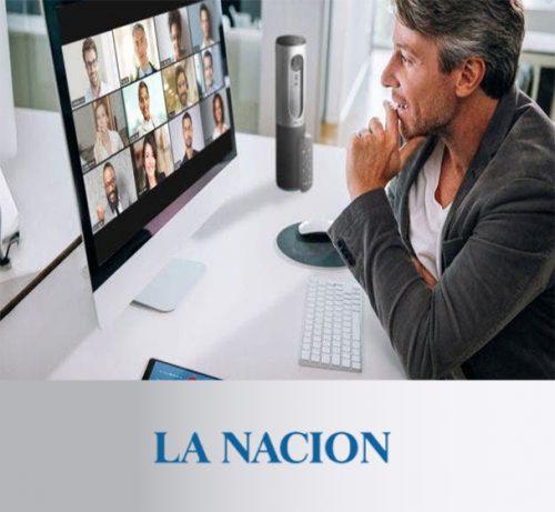 Bitácora del trabajo en cuarentena: lo que aprendimos hasta ahora_Columna de Andrea Churba en La Nacion