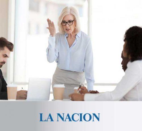 Terapia de Negocios Andrea Churba en La Nacion, Qué díficil es delegar
