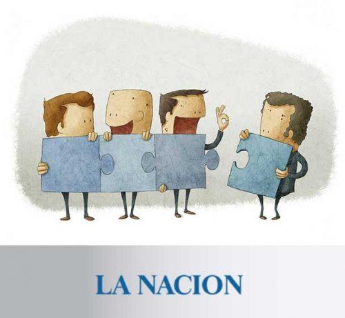 Columna de Andrea Churba en La Nacion, el feedback indispensable en un equipo