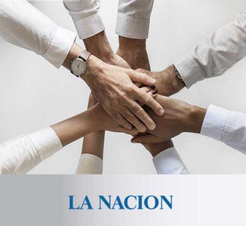 Terapia de Negocios de Andrea Churba en La Nacion, una persona de mi equipo no funciona.