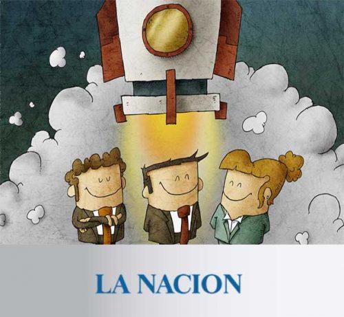 Columna Andrea Churba en La Nacion - Preservar y compartir los conocimientos de la compañía