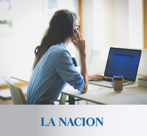 Terapia de Negocios de Andrea Churba en La Nacion, en el trabajo me cuesta pedir lo que necesito